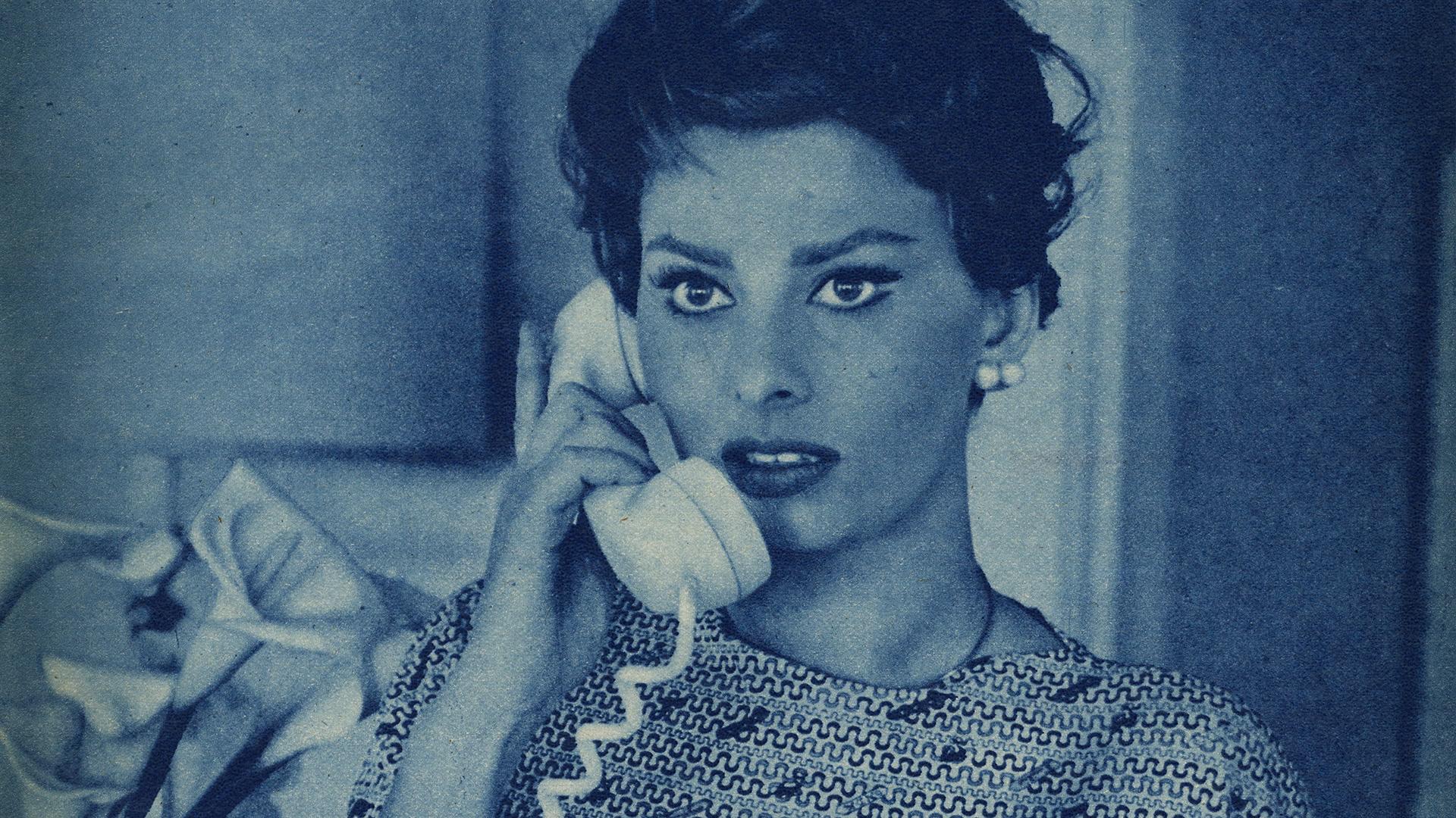 Sofía Loren, una leyenda clásica de Hollywood