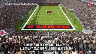 Raiders, UNLV in Dispute Over Football Schedule – Video