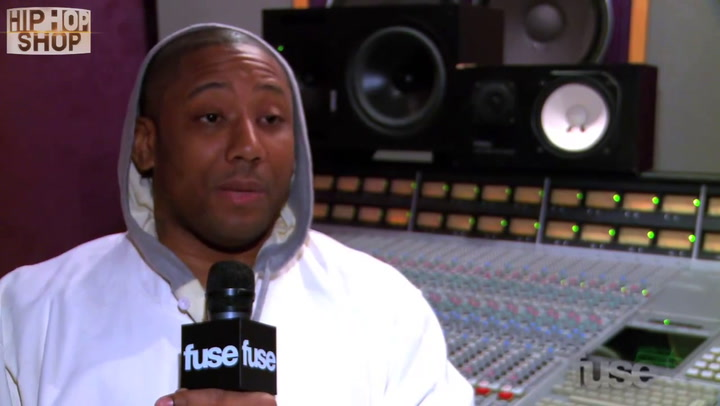 Shows: Hip Hop Shop: Maino Wants To Find Next Producer at AAMC