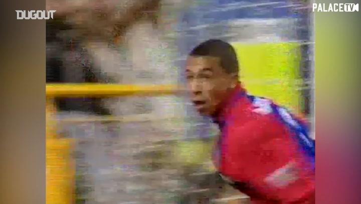 Crystal Palace's goal-scoring masterclass vs Wolves 1995