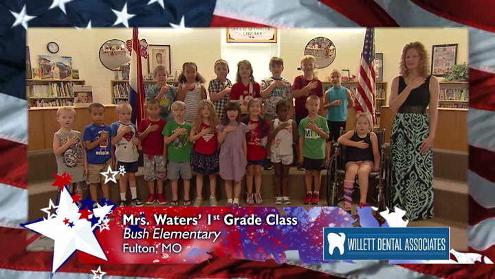 Bush Elementary - Mrs. Waters - 1st Grade