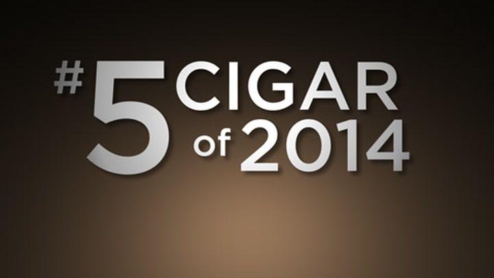 No. 5 Cigar of 2014