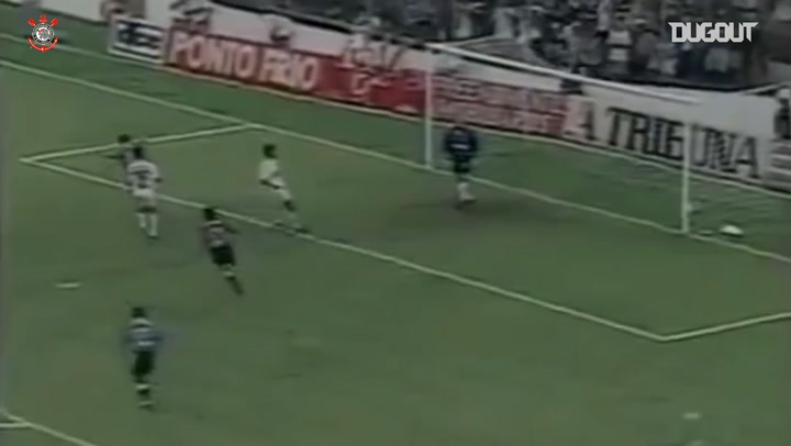 Marcelinho Carioca's incredible finish vs Santos