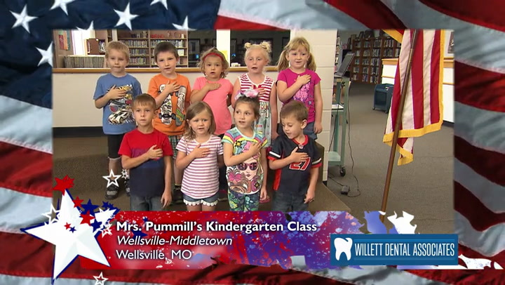 Wellsville Middletown - Mrs. Pummill - Kindergarten