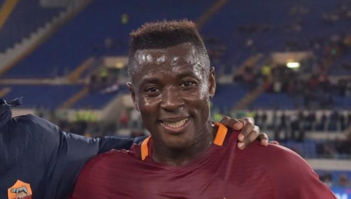Joseph Perfection Bouasse, jugador de la AS Roma