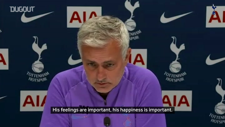 Mourinho will wait until season ends to discuss Danny Rose's future