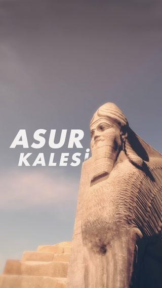 Peygamberlerin mezarı Asur Kalesi