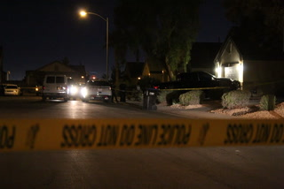 1 dead, 1 wounded in North Las Vegas standoff