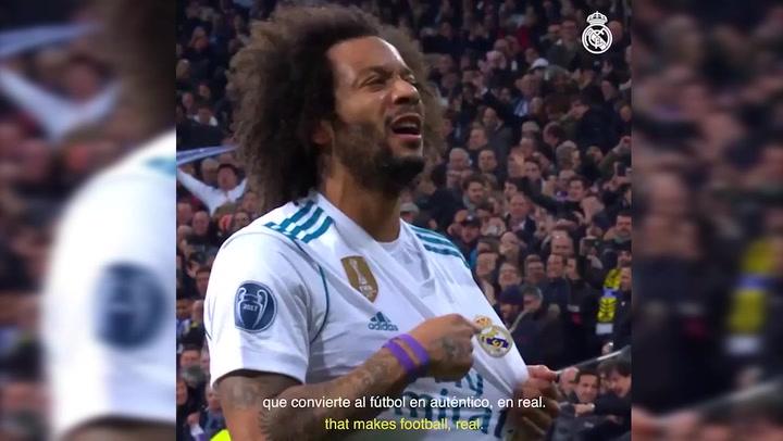 El día ha llegado. El vídeo de motivación del Real Madrid