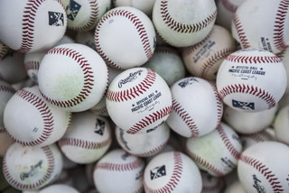 Home Run Balls Are Flying At Las Vegas Ballpark