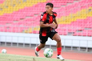 Bryan Moya marcó un golazo con el 1 de Agosto pero quedan eliminados de la Copa Confederación de la CAF
