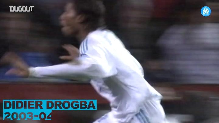 OM top five goals vs Rennes