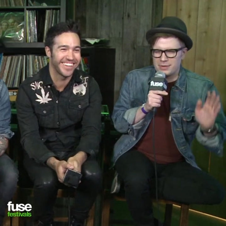 Elton John Urged Fall Out Boy to Use 'Save Rock and Roll' Album Title