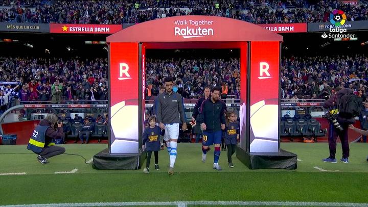 LaLiga (J27): Resumen y gol del Barcelona 1-0 Real Sociedad