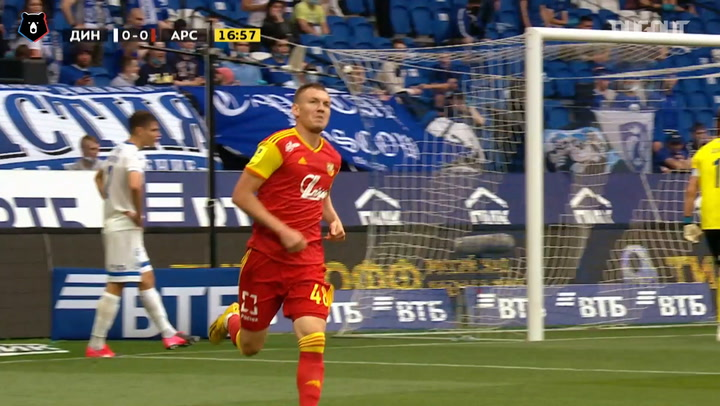 Best Goals of Week 26 in The Russian Premier League