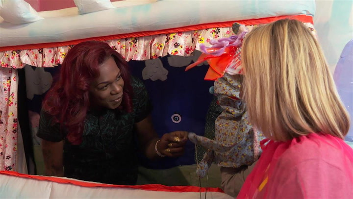 Freedia Guest Stars In A Trippy Puppet Show: Deleted Scene