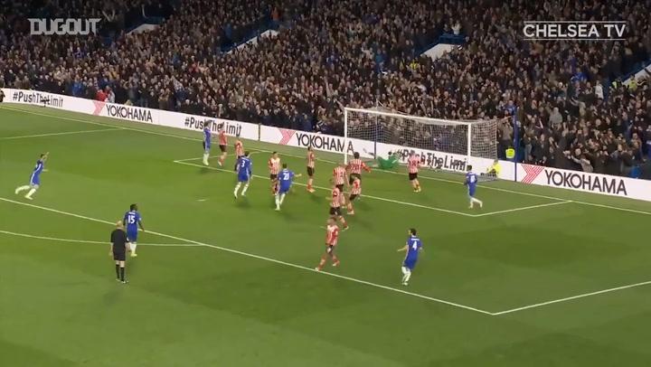 Los cinco mejores goles de Diego Costa con el Chelsea