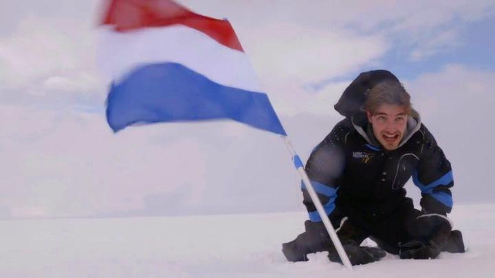 Her tar de Nordpolen fra russerne
