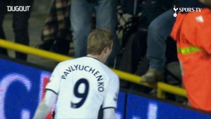 Spurs' Top Five Strikes Against Burnley