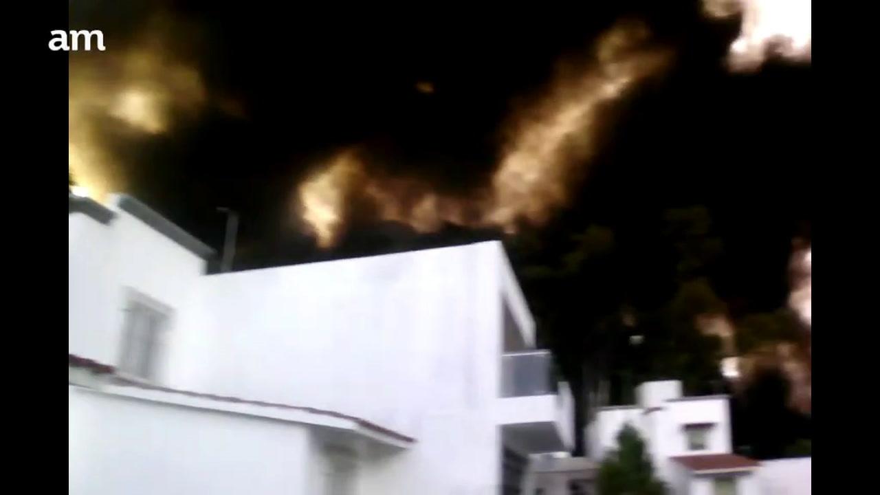 Desespera explosión; cautelan precaución