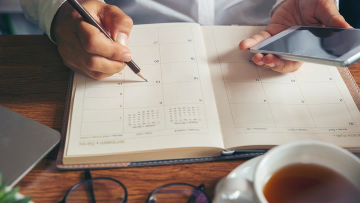 How more structure in your day can increase productivity