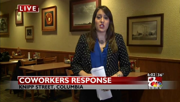Former coworkers speak out about Boss\' robbery