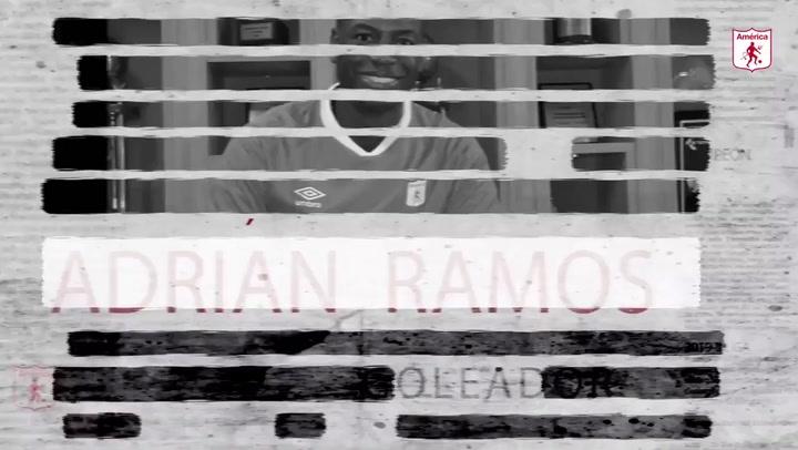 Adrián Ramos deja el Granada y ficha por América de Cali