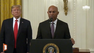President Trump Presents Mariano Rivera with the Medal of Freedom