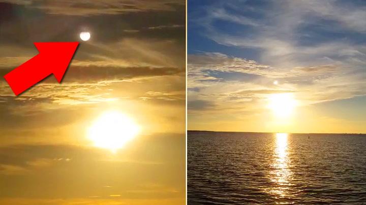 Observerte mystisk kule på himmelen – hva i all verden er det?