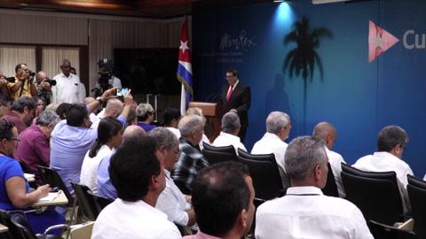 Cuba acusa a Trump de apretar el lazo del bloqueo más que sus antecesores