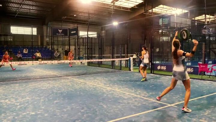 Resumen Octavos de Final femeninos del Estrella Damm Alicante Open