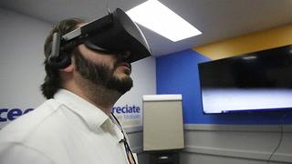 Walmart uses virtual reality to train employees