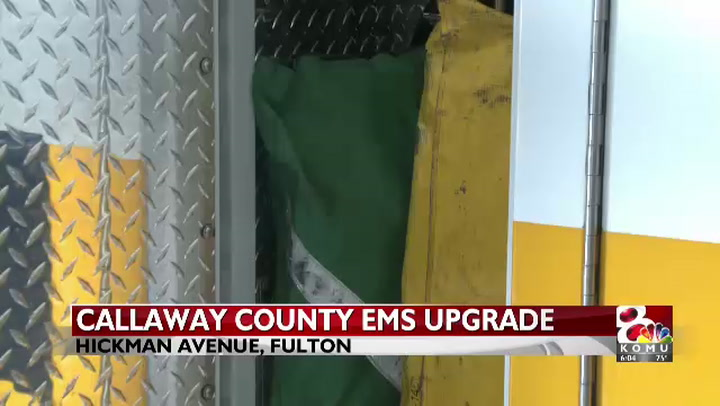 Callaway County emergency crews preparing to move into new building