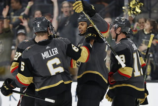Golden Edge: Knights Beat Kings 2-0