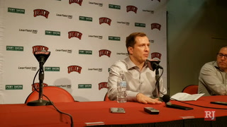 Otzelberger on UNLV's loss to Texas State – VIDEO