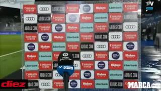 Ronald Koeman se molesta con periodista y se retira de la entrevista tras caer ante Real Madrid