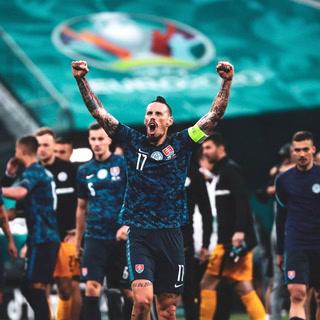 Polonia, junto a Lewandowski, decepciona y complica su futuro en la Eurocopa tras caer ante Eslovaquia