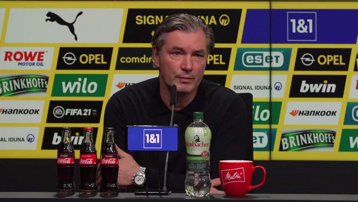Zorc: Tun alles, um Hertha-Situation zu vermeiden