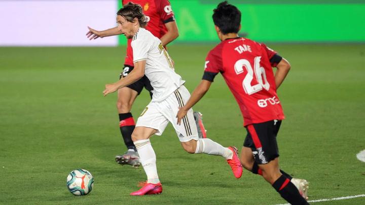 El Real Madrid llega al Alfredo Di Stéfano