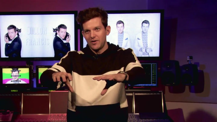 See How Dillon Francis Snuck Into Coachella
