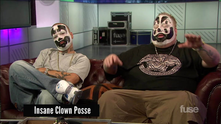 "Shows: ICP Theater: Insane Clown Posse Talks 2013 ""Gathering of the Juggalos"""