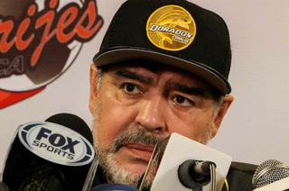¡Maradona recurrirá a la FIFA tras su primera derrota en México!