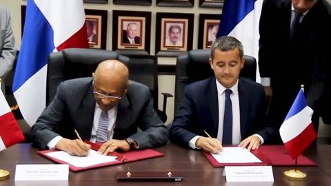 Francia y Panamá pactan grupo para intercambio de información fiscal