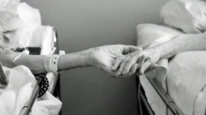 Ektepar var gift i 62 år - døde sammen