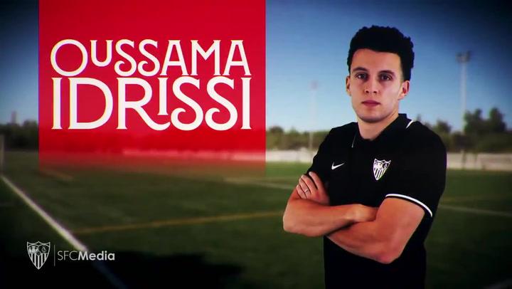 El fichaje de Idrissi por el Sevilla ya es oficial