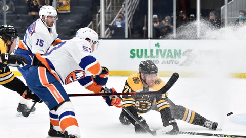 Can Islanders upset favored Bruins in their Stanley Cup Playoff series?
