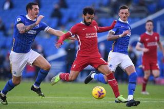 El Liverpool se estrella contra el VAR e iguala 1-1 ante el Brighton