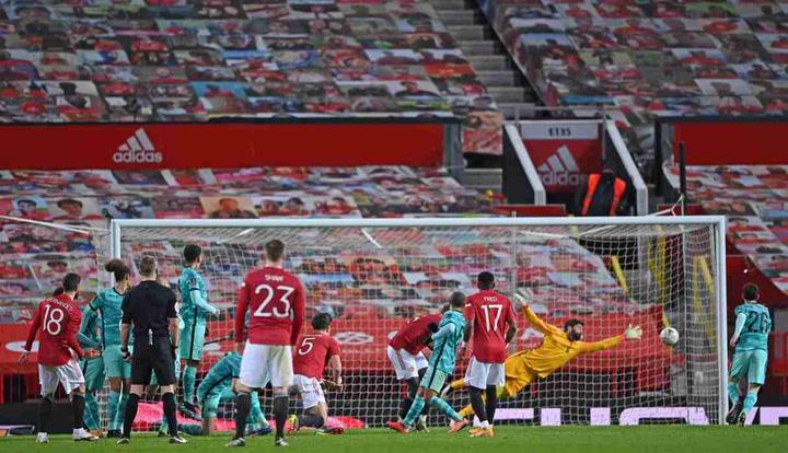 Manchester United vs. Liverpool: Bruno Fernandes anotó de tiro libre para  el 3-2 en la FA Cup | VIDEO | NCZD | INTERNACIONAL | EL BOCÓN