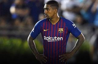 ¡Malcon podría salir del Barcelona en enero del 2019!
