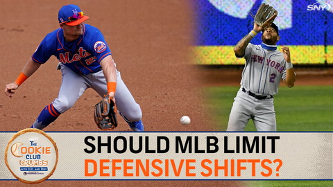 Cookie Club Crumbs: Should MLB limit defensive shifts?